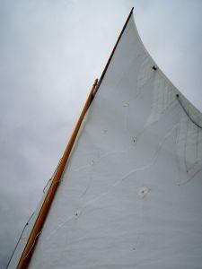 sail in air