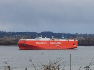 columbia ship