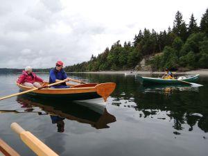 rowers gathering