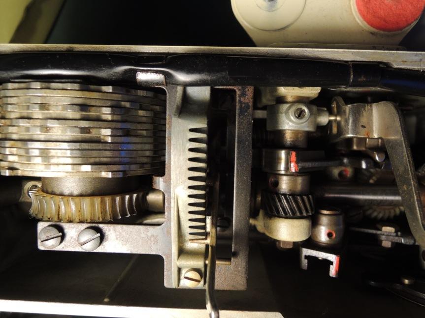 bernina gears - 1