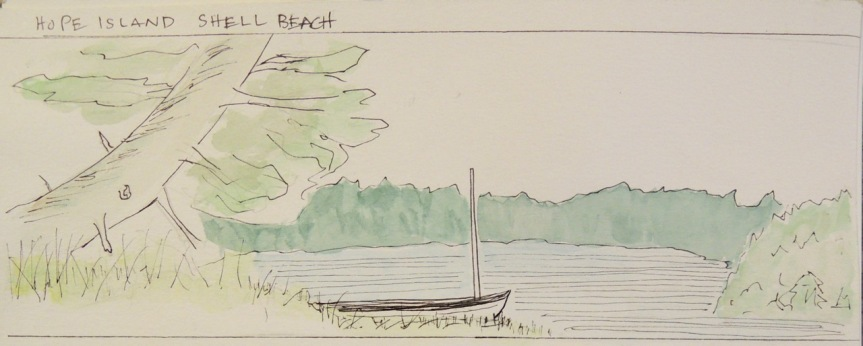 sailing sketches - 2