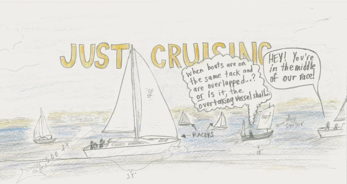 cruising - 1